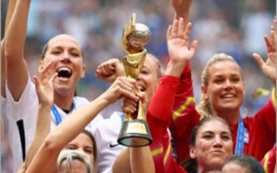 Women's World Cup Victory!
